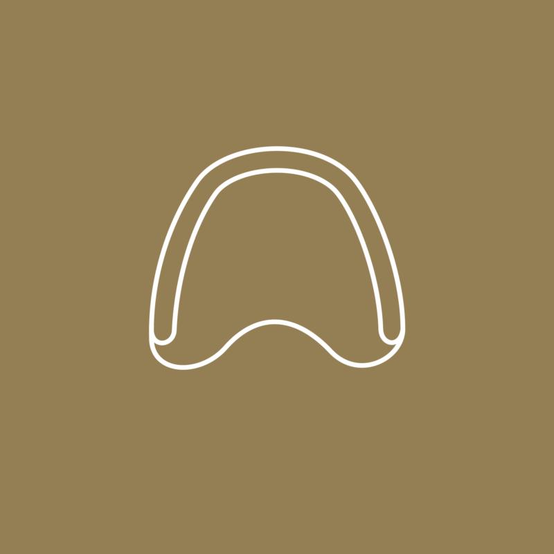 Kieferorthopädische Zahnspange