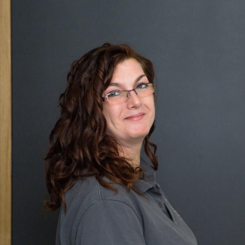 Prophylaxe Mitarbeiterin Yvonne Müller