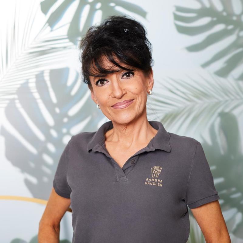 Ramona Häusler Zahnmedizinische Fachangestellte